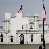 Resquicios. Palacio la Moneda